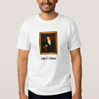 John. C. Calhoun Tshirts