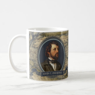 John C Fremont Historical Mug