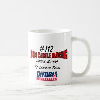 John Cable & James Racing Mug