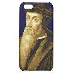 John Calvin iPhone4 Case in Reformation Royal Blue iPhone 5C Cover