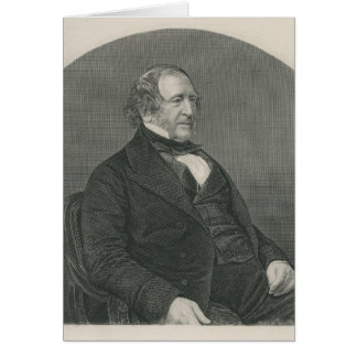 John Campbell, 1st Baron Campbell of St. Greeting Card
