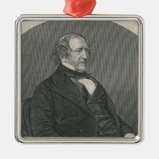 John Campbell, 1st Baron Campbell of St. Metal Ornament