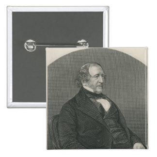 John Campbell, 1st Baron Campbell of St. Pinback Button