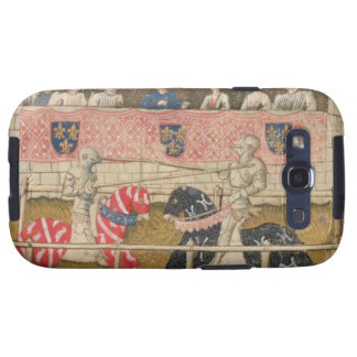 John Chalon of England and Lois de Beul of France Samsung Galaxy SIII Covers