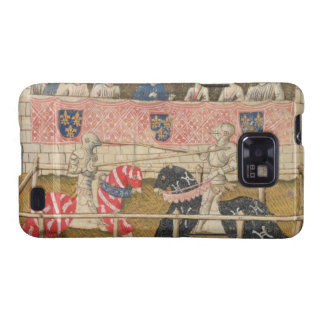 John Chalon of England and Lois de Beul of France Samsung Galaxy S2 Cover
