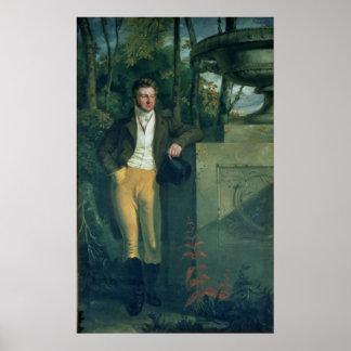 John Charles, 3rd Earl Spencer Poster