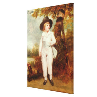 John Charles Spencer, Viscount Althorp, 1786 Canvas Print