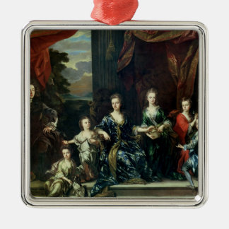 John Churchill 1st Duke of Marlborough Christmas Tree Ornament