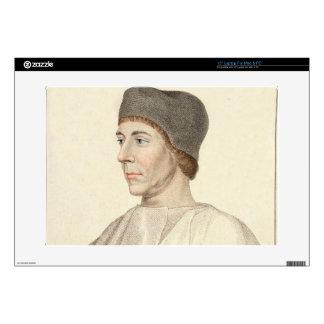 John Colet (c.1467-1519), Dean of St. Paul's engra Laptop Skin