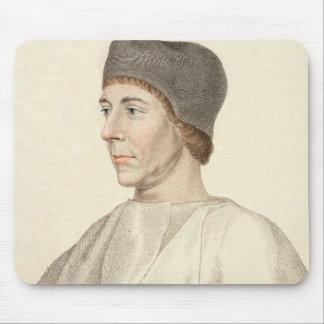 John Colet (c.1467-1519), Dean of St. Paul's engra Mouse Pad