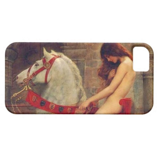 John Collier Lady Godiva iPhone 5 Covers