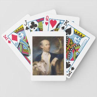 John Collins of Devizes (fl.1771-99) 1799 (pastel Bicycle Playing Cards