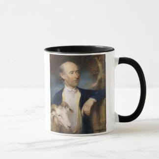 John Collins of Devizes (fl.1771-99) 1799 (pastel Mug