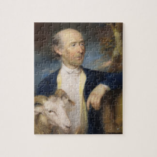 John Collins of Devizes (fl.1771-99) 1799 (pastel Puzzle