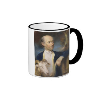John Collins of Devizes (fl.1771-99) 1799 (pastel Ringer Mug