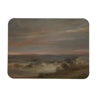 John Constable - A View on Hampstead Heath Magnet