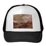 John Constable- Branch Hill Pond Hampstead Mesh Hats