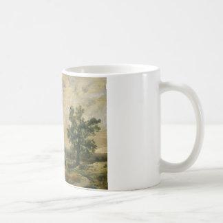 John Constable - English Landscape Coffee Mug