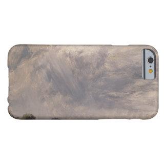 John Constable - estudio de un cielo nublado Funda Para iPhone 6 Barely There