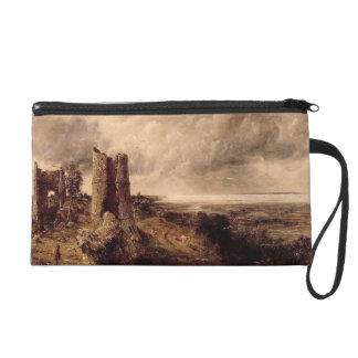 John Constable- Hadleigh Castle Wristlet Clutches