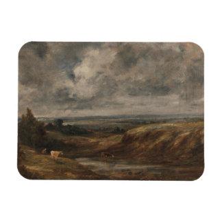 John Constable - Hampstead Heath Magnet
