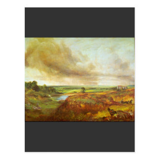 John Constable - Hampstead Heath Postcard