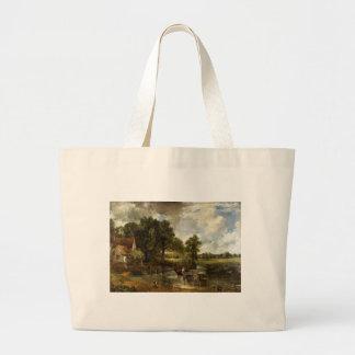 John Constable Hay Wain Canvas Bag