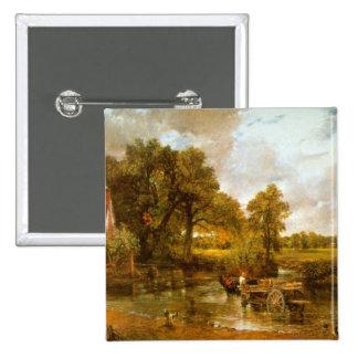 John Constable - Hay Wain Pin