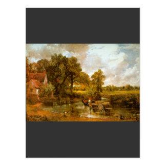 John Constable - heno Wain Postal
