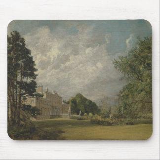 John Constable - Malvern Hall, Warwickshire Mouse Pad