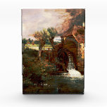 John Constable - molino de Parham (modificado)