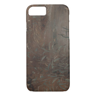 John Constable - Rushes by a Pool iPhone 8/7 Case
