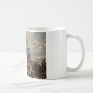 John Constable - Sketch for The Haywain Coffee Mug