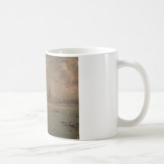 John Constable - Somerset House Terrace from Water Coffee Mug