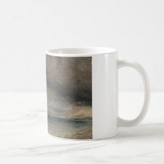 John Constable - Stormy Sea, Brighton Coffee Mug