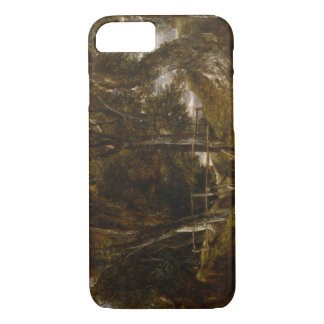 John Constable - The Dell at Helmingham Park iPhone 8/7 Case