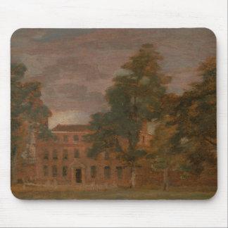 John Constable - West Lodge, East Bergholt Mouse Pad
