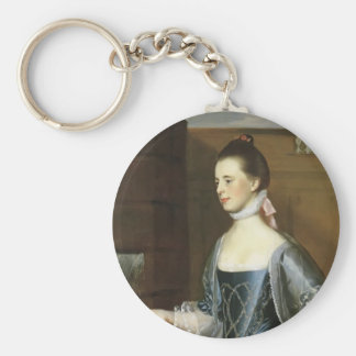 John Copley- Mrs. Daniel Sargent Key Chains
