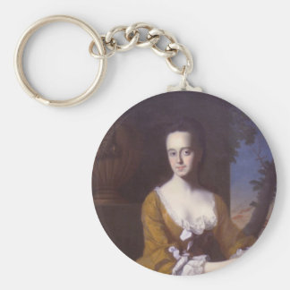 John Copley- Mrs.John Murray (Lucretia Chandler) Key Chains