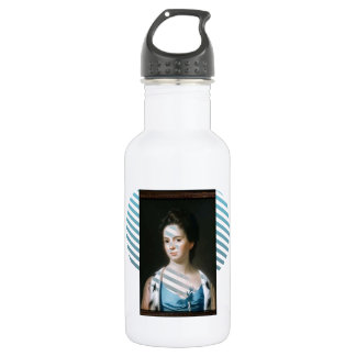 John Copley-  Mrs. Joseph Barrell (Hannah Fitch) 18oz Water Bottle