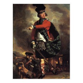 John Copley- Portrait of Hugh Montgomerie Postcard