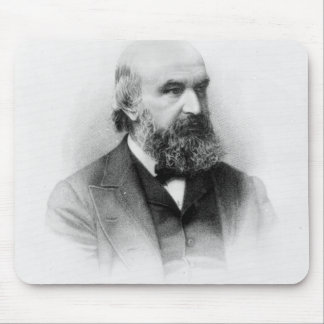 John Couch Adams, engraved by George J. Stodart Mouse Pad