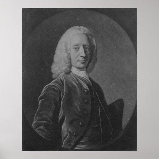 John Coutts Esq., Lord Provost of Edinburgh Print