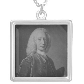 John Coutts Esq., Lord Provost of Edinburgh Silver Plated Necklace