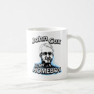 John Cox is my homeboy Coffee Mug