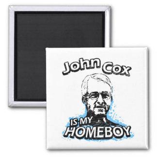 John Cox magnet