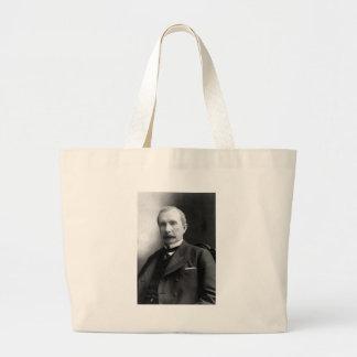 John D Rockefeller Large Tote Bag