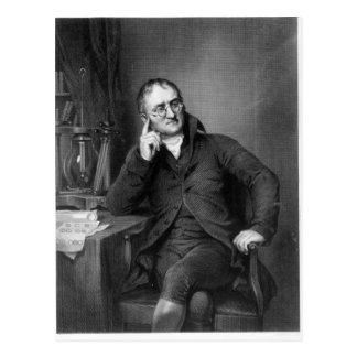 John Dalton Postcard