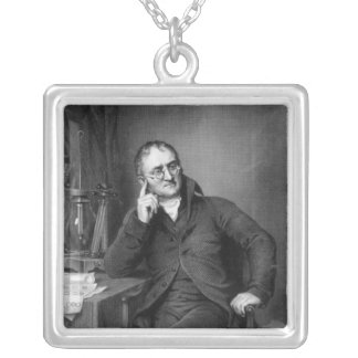 John Dalton Silver Plated Necklace