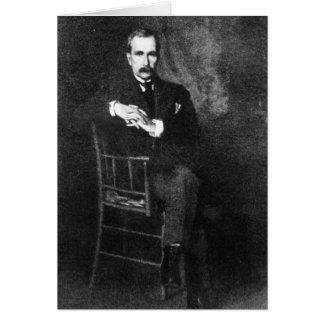 John Davison Rockefeller Card